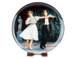 "1987 Collector Plate ""Laendler"", Sound of Music, Knowles, T. Crnkovich, ... - $12.69"