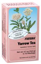 Yarrow Herbal Teabags 15 filterbags (1.3g) - $3.23