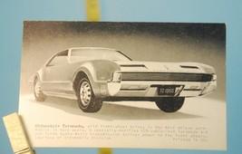 Vintage 1966 Oldsmobile Toranado 425 V8 Engine Front Wheel Drive Exhibit... - $9.99