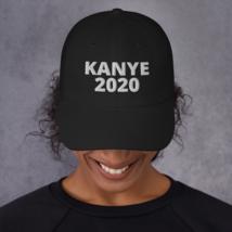 kanye 2020 hat / kanye 2020 Dad hat image 9