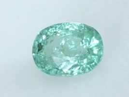 Natural ParaibaTourmaline 1.15 ct  Neon Greeinsh Blue from Mozambique, s... - $450.00
