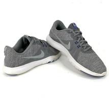 Nike Flex Trainer 8 Womens 8.5 Training Shoes Gunsmoke Silver White 9243... - $28.05