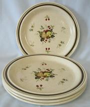 Royal Doulton Lambethware Cornwall LS1015 Salad Plate, Set of 4 Double G... - $40.48