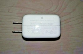 Genuine OEM Apple A1401 12W USB Wall Charger Power Adapter For iPhone iP... - $9.74