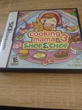 Nintendo DS Cooking Momma 3: Shop & Chop image 1