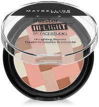 Maybelline New York Face Studio Master Hi-Light Bronzer, Light Bronze, 0... - $7.57