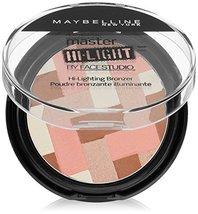 Maybelline New York Face Studio Master Hi-Light Bronzer, Light Bronze, 0.31 Ounc - $7.57