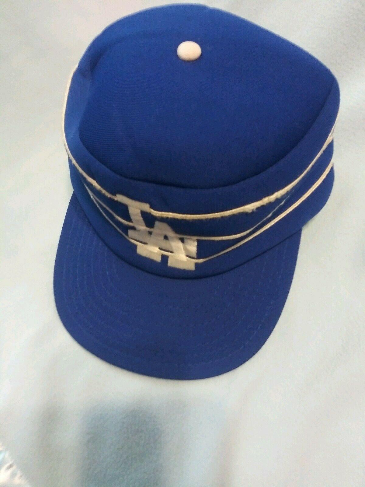 Vintage Los Angeles Dodgers Throwback Snapback Hat  ⚾ Mlb