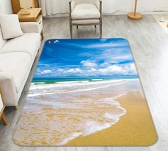 3D Spray Waves Sea 026 Non Slip Rug Mat Room Mat Quality Elegant Carpet ... - $106.68+