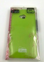 Gem Shield Suitable for HTC One / M7 Lime Green Ultra Slim Case Strong New  - $5.93