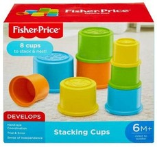 Fisher-Price Stacking Cups - $11.49