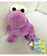 Purple Nestle Nerds Candy Plush CLEAN WITH TAGS EXCELLENT Bright color   - $19.75
