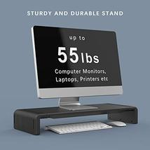 Monitor Stand Riser, Jelly Comb Foldable Computer Monitor Riser, Computer Stand  image 7