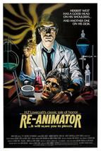 Jeffrey Combs in Re-Animator Movie art 16x20 Canvas Giclee - $69.99