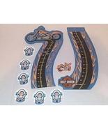 Harley Davidson Infant/Toddler/Child/Kid Growth Chart - $39.59