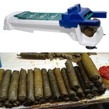 Magic Roller Stuffed Garpe Cabbage Vegetable Meat Rolling Tool Leave Gra... - $15.00