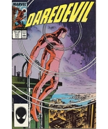(CB-15) 1987 Marvel Comic Book: Daredevil #241 { RARE Color Variant Cover} - $50.00