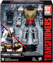 Hasbro Transformers Power of the Primes Voyagerclass Dinobot Grimlock - $35.00
