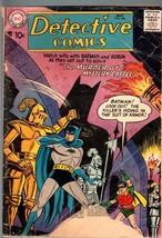 DETECTIVE COMICS #246-1957-john jones-BATMAN-DC SILVER AGE-FR/G FR/G - $50.44