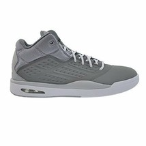 Jordan Men's New School Shoes NEW AUTHENTIC Grey/ White 768901-011 sz: 12 - $87.49