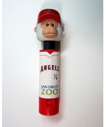Vintage 2004 Los Angeles Angels of Anaheim Rally Monkey Candy Dispenser - $9.99