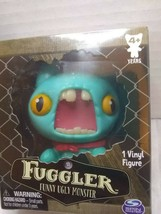 Fuggler Funny Ugly Monster 7 Of 8 1 Vinyl Figure By Spin Masters 4+ New - $9.28