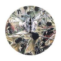 Chameleon Wall Clock By Sheila Wolk - $23.99