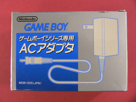 Official Nintendo Gameboy Pocket AC Power adapter MGB-005 Complete in box - $22.38