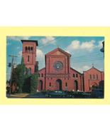Vintage Color Post Card,  ST. PETER'S EPISCOPAL CHURCH, Salisbury, Maryland - $3.50