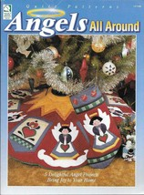 Vintage House of White Birches - Angels All Around - 5 Quilt Projects - $7.91