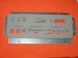 Monitor MPI 441 Heater Control Panel Face Plate MPI OEM - $18.00