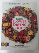 FLOWER DRYING KIT FOR FLORAL CRAFTS - $13.36