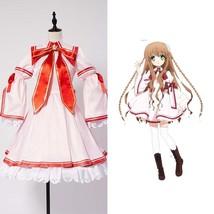 Key Rewrite Harvest Festa!Kotori Kanbe Costume Dress School Uniform Suit Cosplay - $80.74+