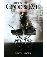 House of Good and Evil Death Is Born DVD NIP - $8.90