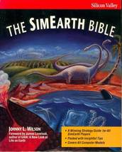 SIMEARTH BIBLE Strategy Guide to Classic Game W... - $0.99