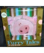 Furry Tales PIGGIE Board Book & Dress Up Playset NEW! 2004 - $9.96
