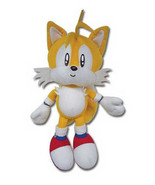 Sonic Classic Tails Soft Doll Plush GE7089 *NEW* - $19.99