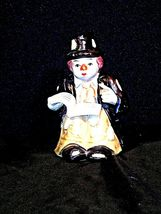 Emmett Kelly Clown Music Box Vintage Sun Saint image 6