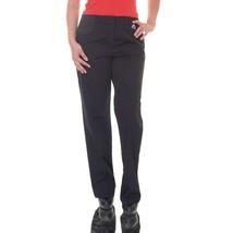 Charter Club Women's Slim It Up Wrinkle Resistant Pants, Intrepid Blue, ... - $36.28