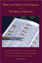 Book of Mormon - Make Your Mark in the Scriptures - LDS Scripture Study ... - $4.95