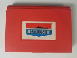 Battleship Replacement Red Board Game Part 1967 Milton Bradley   - $4.99