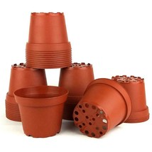 4 in. Terra Cotta Pots (25-Pack) - $11.31