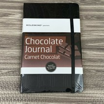 Moleskin Chocolate Journal New Sealed 5 x 8 1/4 Inches 240 Pages Acid Fr... - $20.00