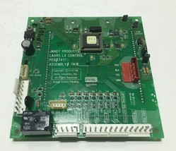 Jandy LAARS PCB 7417G Pool Heater Controller LX Model 7418 Lx C14 used #... - $219.73
