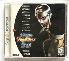 ☆ Virtua Fighter 3tb 3 (Sega Dreamcast 1999) AUTHENTIC Complete in Box G... - $29.99