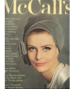 McCALL'S 1965 NOVEMBER-ANGELA HOWARD,MARY CARTER,COCO CHANEL,WILL STANTO... - $11.99