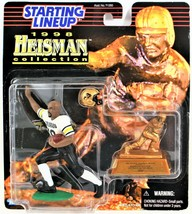 Kenner Starting Lineup Heisman Collection Rashaan Salaam 1998 #71350 - $15.83