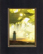 Refuge Fortress - Psalm 91:1. . . 8 x 10 Inches Biblical/Religious Verses set... - $10.95