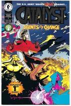Catalyst Agents of Change #1 Eddie Campbell Tim Hamilton Dark Horse 1994 - $3.55