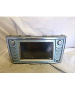 07 08 09 Toyota Camry Radio Cd 86120-06460 PARTS ONLY TNQ54 CP - $89.10